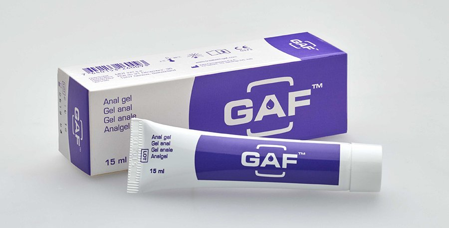A unique formulated gel for the treatment of anal mucosal lesions
